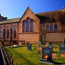 St Peter's Church Fleetwood by John Hare