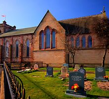 St Peter's Church Fleetwood by John Hare