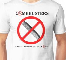 Combbusters - Ghostbusters Parody Unisex T-Shirt