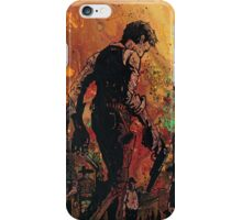 After the Church Bell Rings iPhone Case/Skin