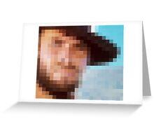 Clint Greeting Card
