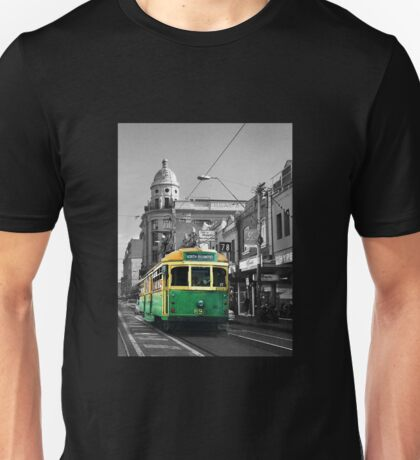 Chapel Street Tram Unisex T-Shirt