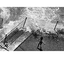 Run! Photographic Print