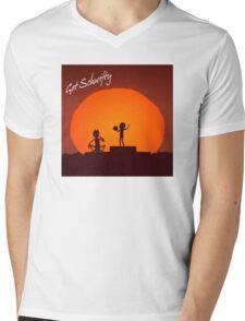 Get Schwifty Mens V-Neck T-Shirt