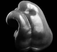 Bell Pepper #1 by ©  Paul W. Faust