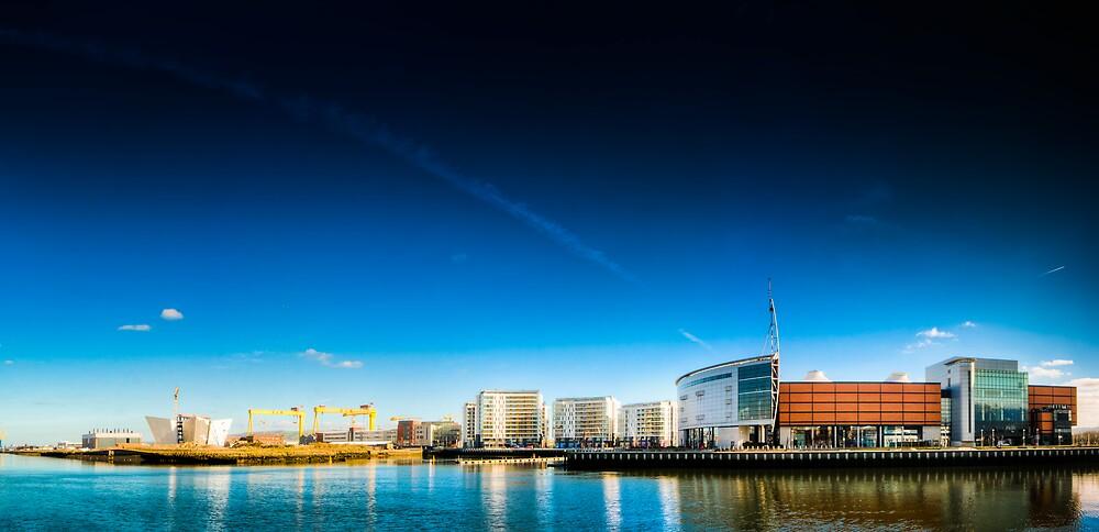 The Titanic Quarter, Belfast by Neil Carey