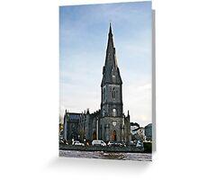 Saint Murdeachs Cathedral Greeting Card