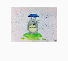 Totoro Under His Umbrella Unisex T-Shirt