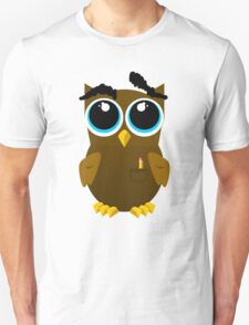 Cartoon Owl T-Shirt