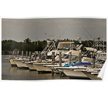 Blackpoint Marina Poster