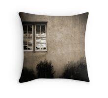 Adobe Window Throw Pillow