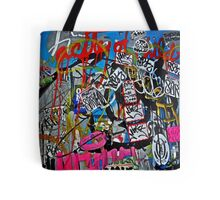 Graffiti #14 Tote Bag