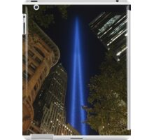 Memorial Lights iPad Case/Skin