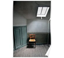 A Chair for Van Gogh Poster