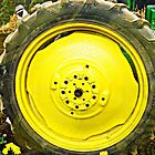 John Deer Wheel by DALucas