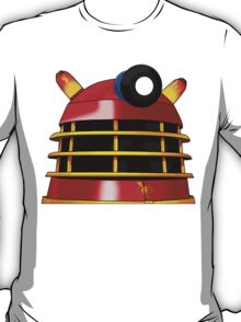 Red and Gold Dalek T-Shirt