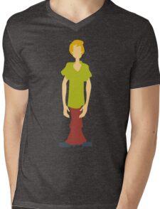 Shaggy Rogers Mens V-Neck T-Shirt