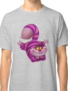 Cheshire the cheeky cat Classic T-Shirt