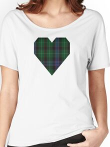 00620 Abercrombie (McKinlay) Tartan  Women's Relaxed Fit T-Shirt