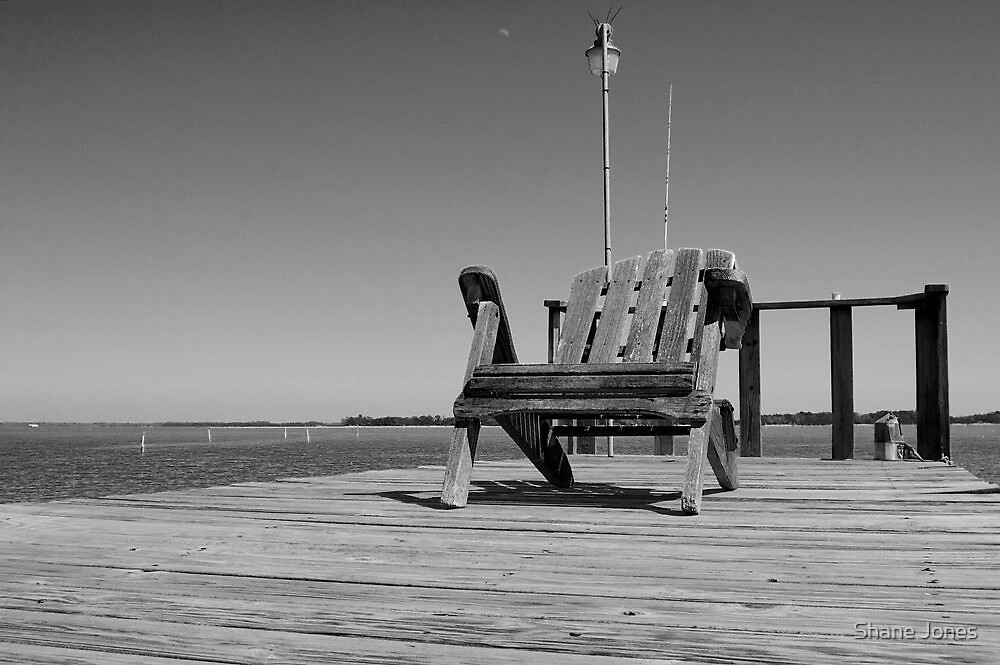 Please, Have a seat by Shane Jones