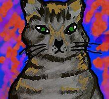 Lobo Kitty by Charldia