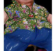 """Big Daddy"" Photographic Print"