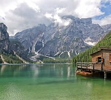 Lake Braies by Yair Karelic