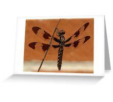 Dragon Flyer Greeting Card