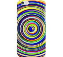 Unique colorful circles  Iphone Case iPhone Case/Skin