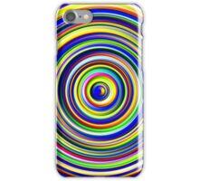 Unique colorful circles  Iphone Case iPhone Case/Skin