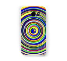Unique colorful circles  Iphone Case Samsung Galaxy Case/Skin