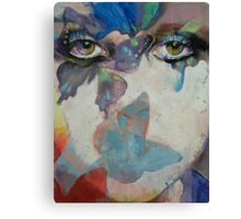 Gothic Butterflies Canvas Print