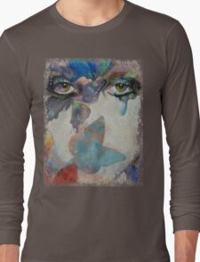 Gothic Butterflies Long Sleeve T-Shirt