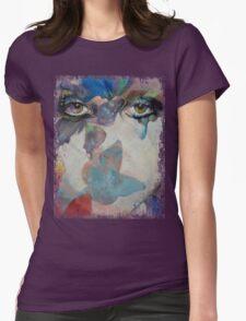 Gothic Butterflies Womens T-Shirt