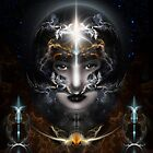 Goddess Of The Black Moon by xzendor7