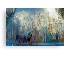 Water works #11 Canvas Print