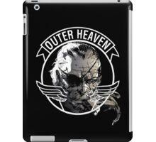Boss Outer Heaven iPad Case/Skin