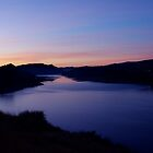 Horse Tooth Reservoir Sunrise by scottmarla