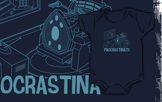 PROCRASTINATE! (Blueprint) by Bamboota