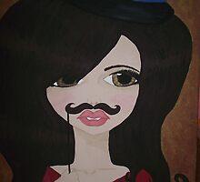 Classy Lip Tickler by Kathleen Kelly