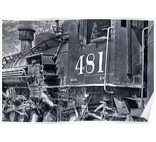 Engine 481 Poster