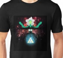 The Unholy Trinity of Evil Unisex T-Shirt