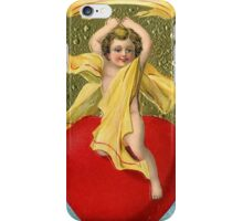 Vintage Red Hart Only You Iphone Case iPhone Case/Skin