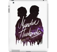 Murder Husbands [Galaxy] iPad Case/Skin