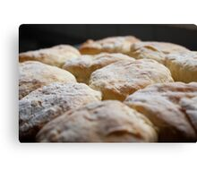 Scones Canvas Print