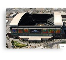 Chase Field Canvas Print