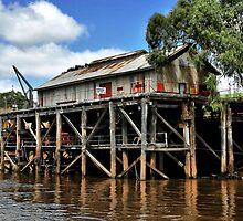 River Whalf by Steven  Agius