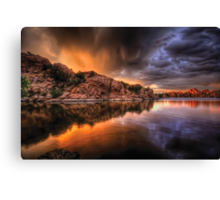 ColorStorm Canvas Print