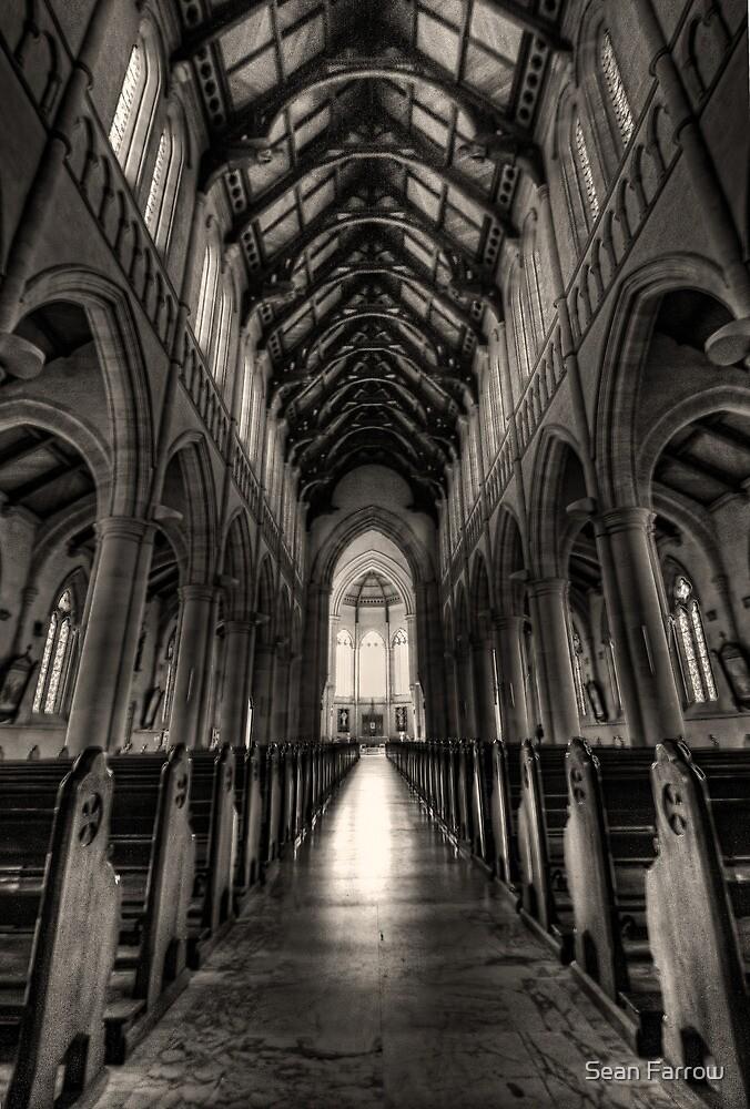 Stalking Down the Aisle by Sean Farrow