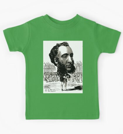 Georges Lafosse Jules Ferry Kids Tee
